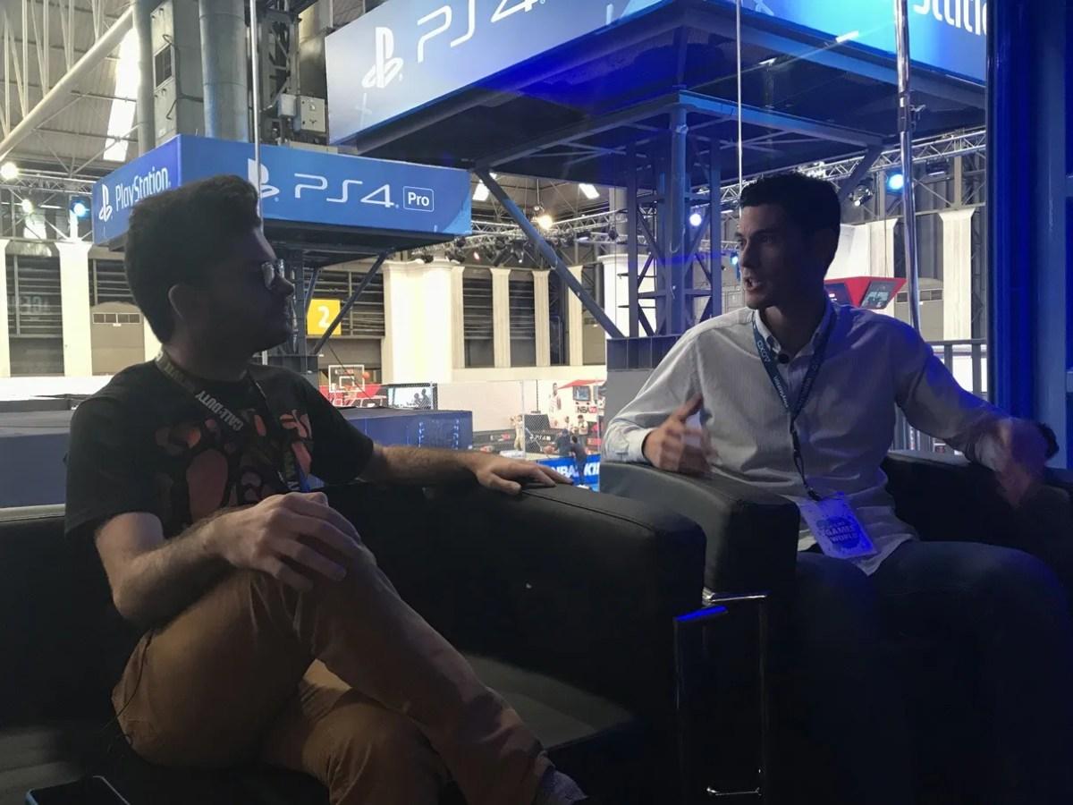 Entrevistamos a Mario Ballesteros, jefe de producto de PlayStation, sobre los futuros lanzamientos de PS4 [BGW17]