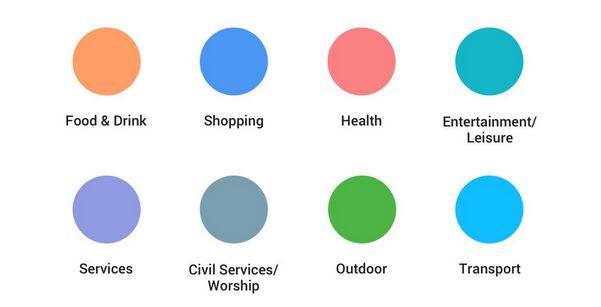 Google maquilla su línea de aplicaciones empezando por Google Maps