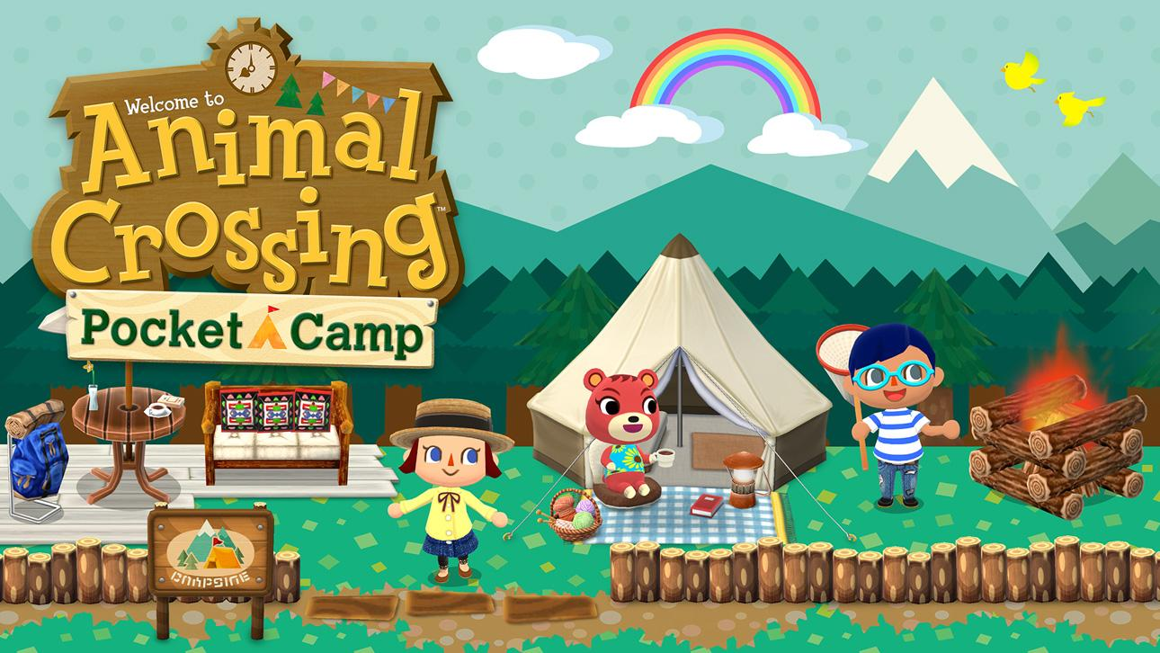 Animal Crossing: Pocket Camp ya está disponible para iOS y Android 1