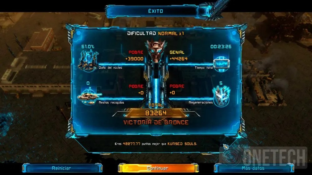 X-Morph Defense, analizamos este brillante Tower Defense 8