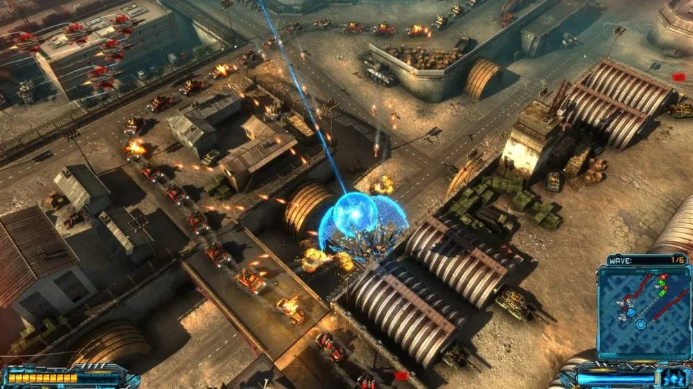 X-Morph Defense, analizamos este brillante Tower Defense 5
