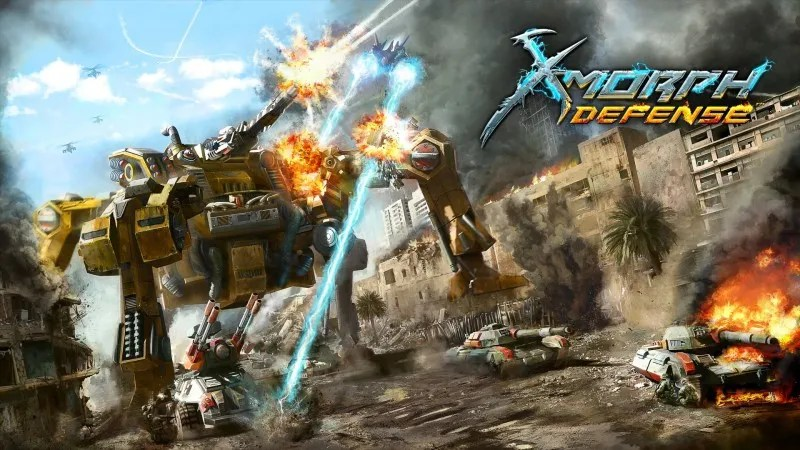 X-Morph Defense, analizamos este brillante Tower Defense 1