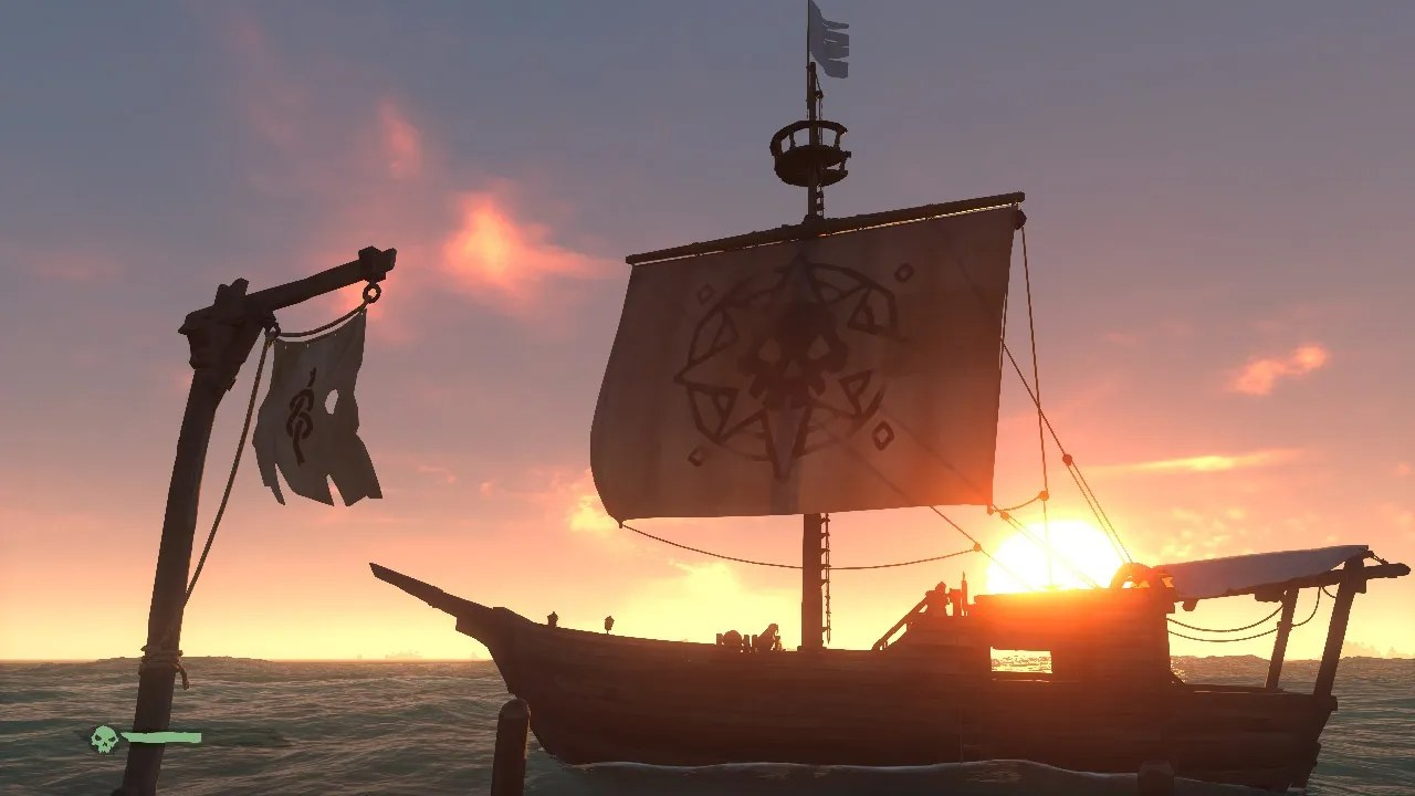 Sea of Thieves Sloop