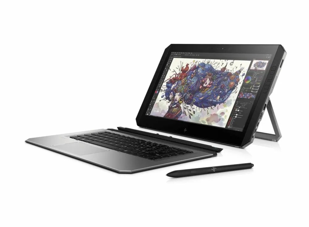 HP ZBook x2 Pack completo
