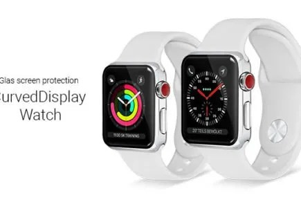 Ya puedes proteger tu Apple Watch con los Artwizz CurvedDisplay 1