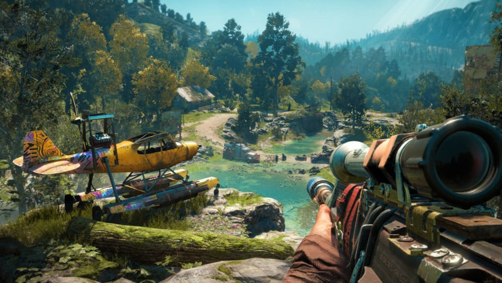 Far Cry New Dawn ya está disponible para PS4, Xbox One y PC 1