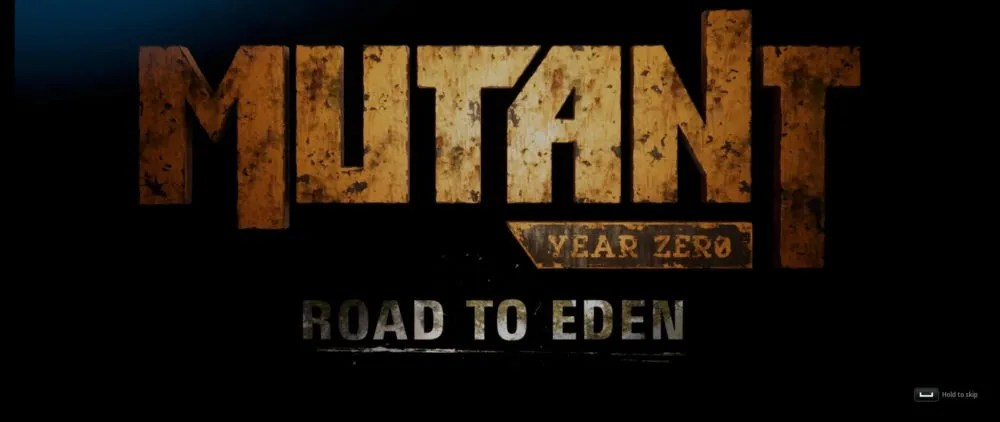 mutant year zero road to eden portada
