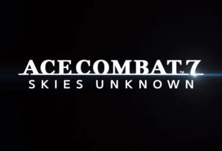 ace combat 7 skies unknown portada