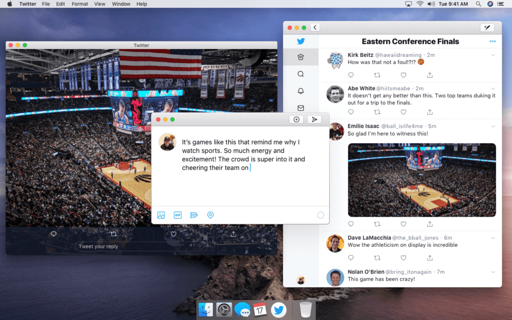 Twitter regresa a Mac