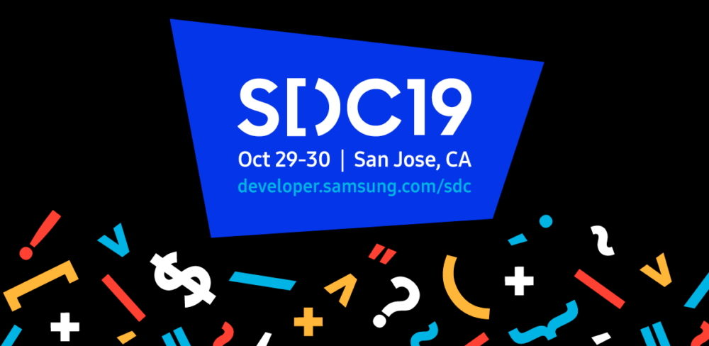 Samsung Developer Conference 2019