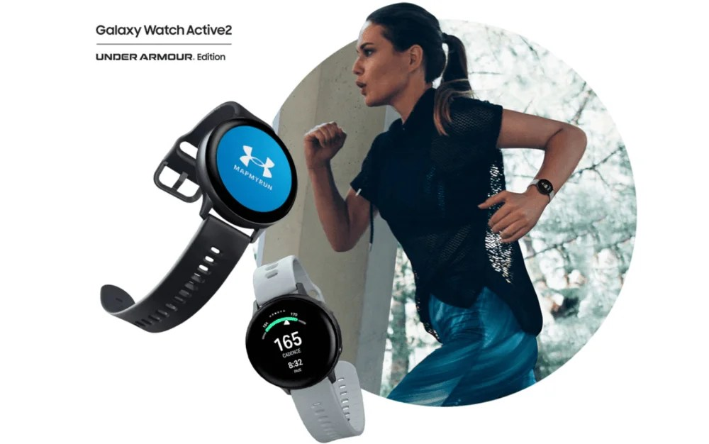 La edición Under Armour del Galaxy Watch Active2 llega a España
