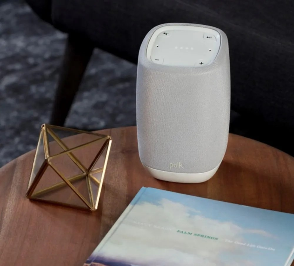 Polk Assist, un altavoz con Google Assistant y Chromecast 1