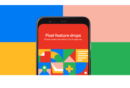 Pixel Feature Drops,