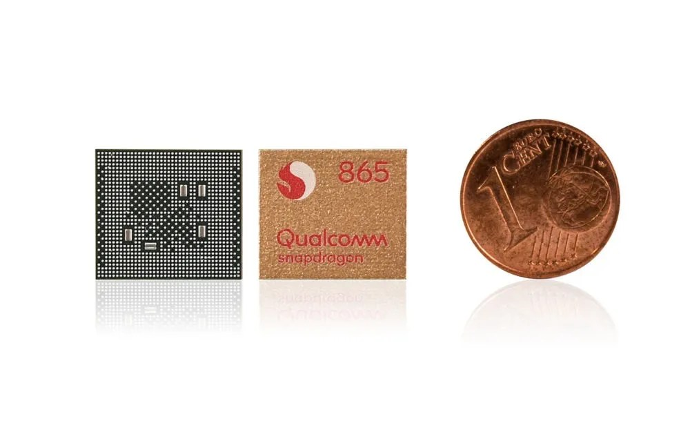 Qualcomm Snapdragon 865 y 765