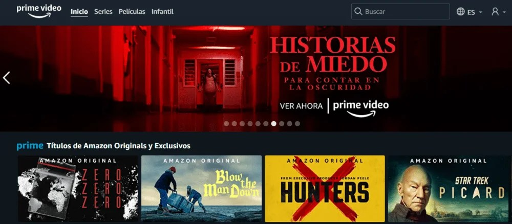 Estrenos Amazon Prime Video en Abril