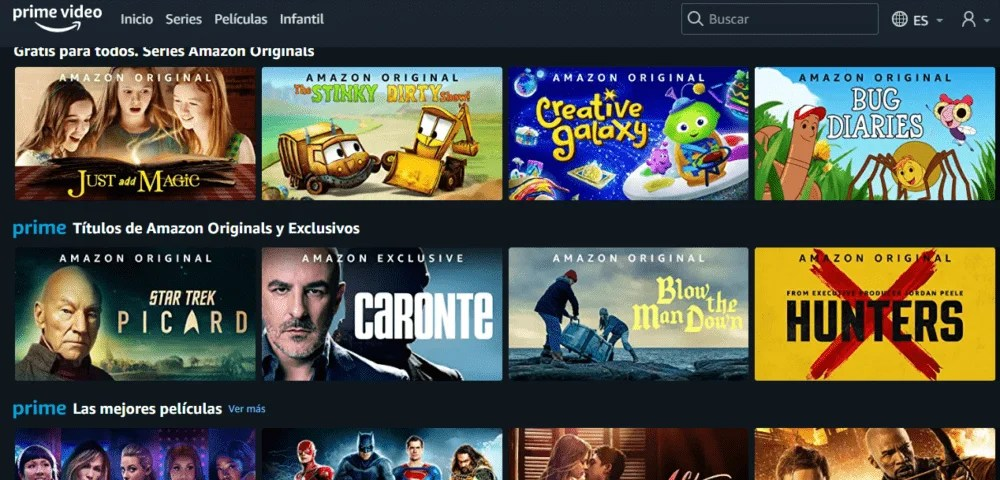 Estrenos en Amazon prime Video la semana del 30 de Marzo al 5 de Abril