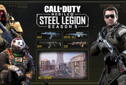 Call of Duty Mobile season 5 Steel Legion