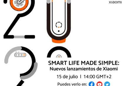 """Smart Life Made Simple"" evento Xiaomi para el 15 de Julio"