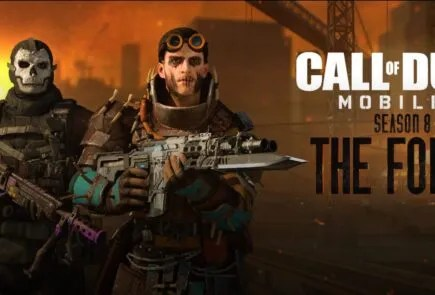 Call of Duty: Mobile: The Forge, ya disponible la temporada 8