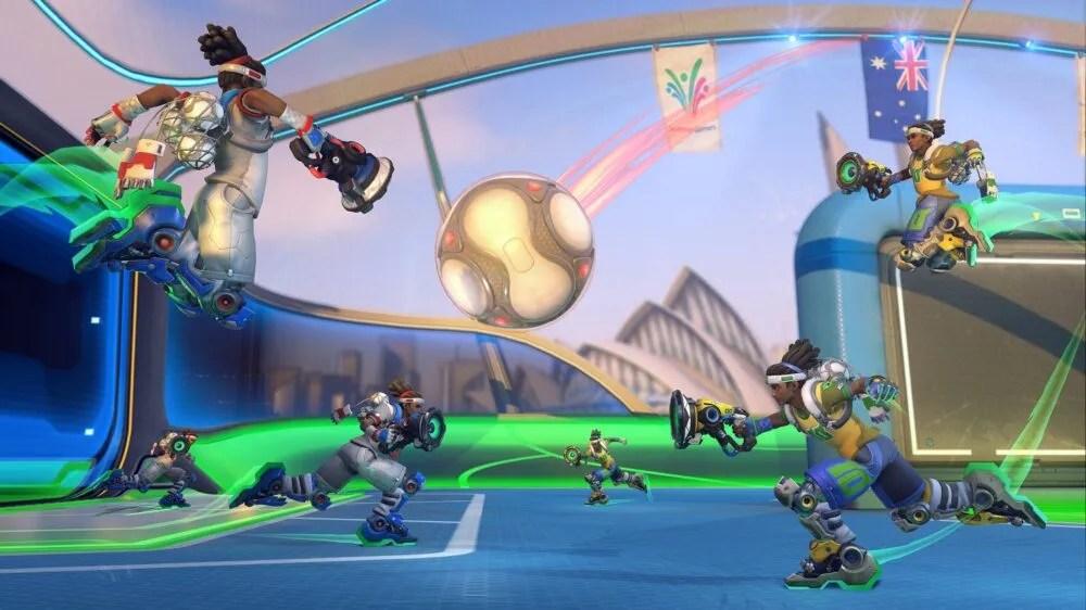 Los Juegos de Verano 2020 llegan a Overwatch