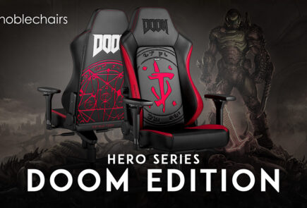noblechairs hero doom