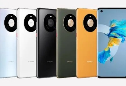Huawei Mate 40 es oficial  estrenando SOC de 5nm y diseño Space Ring 2