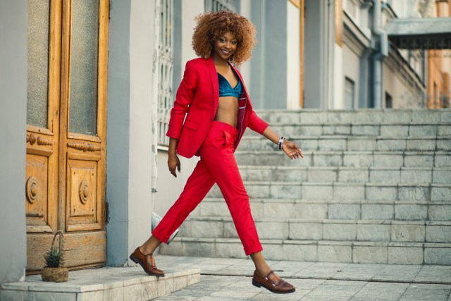 red–blazer–red–pants