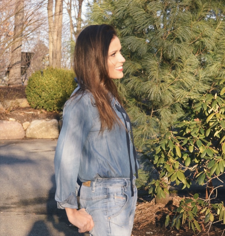 jeans–blouse–denim