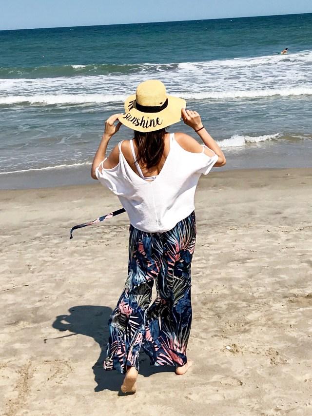 beach–pants