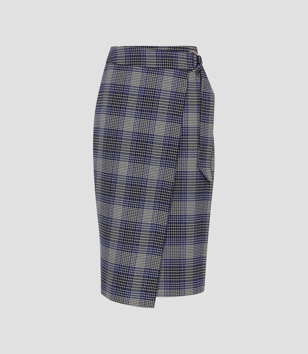 plaid–skirt