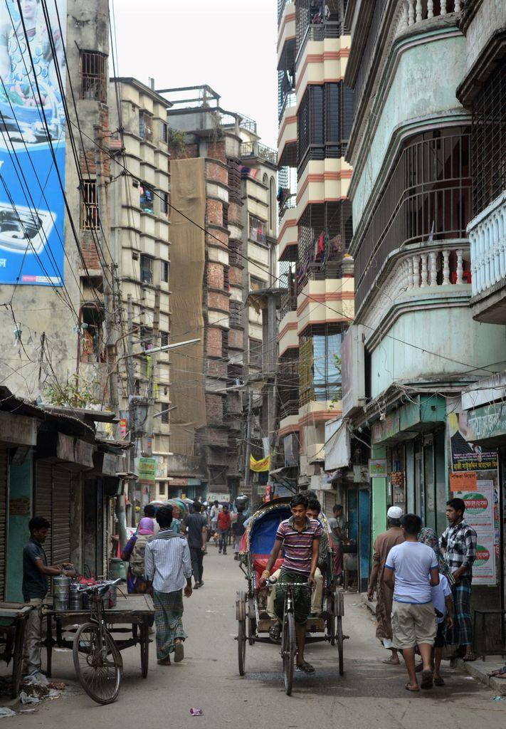 Students Help Create Winning Master Plan In Bangladesh