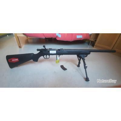 Carabine 22Lr Savage MARK II série spéciale G-Custom silence - Carabines 22LR (7196900)