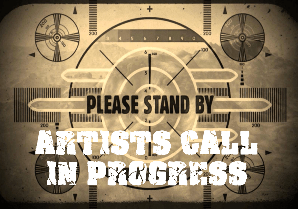 Artists Call In Progress