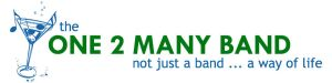 Image of The One 2 Many Band Logo