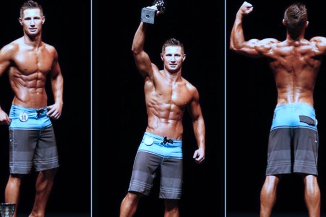 Fitness Competition Perspective.