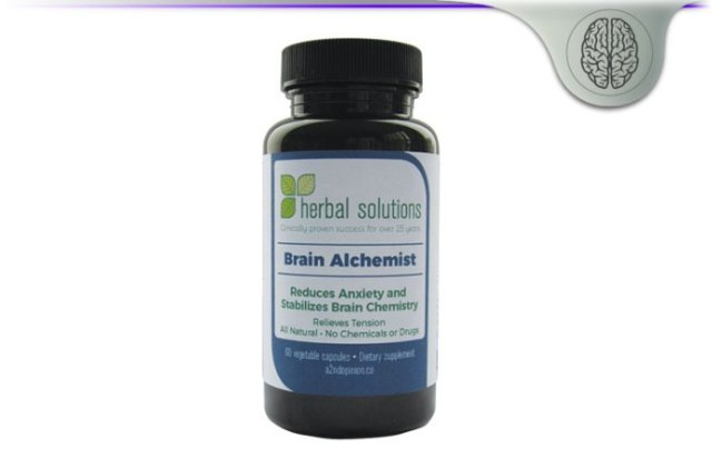 A2ndOpinion Herbal Solutions Brain Alchemist
