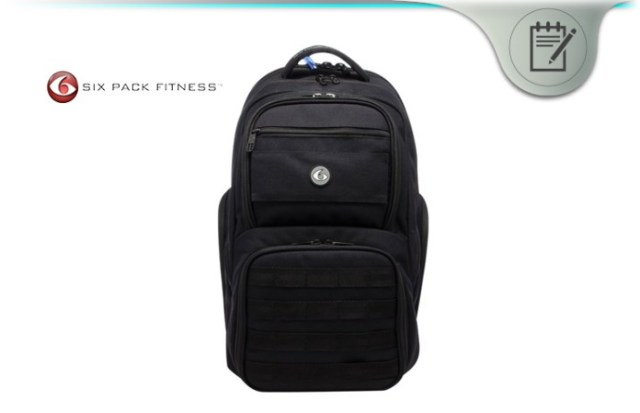 Six Pack Bags Operator Hydration Tactical Fitness Gym BackPack Review