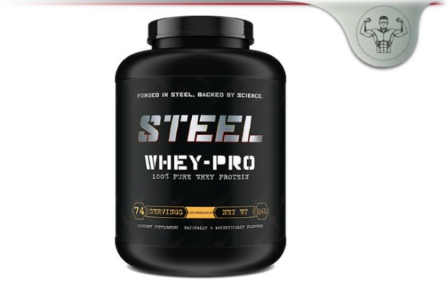 Steel Supplements Whey-Pro