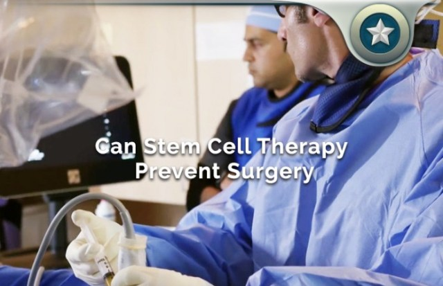 Stem Cell Therapy Benefits