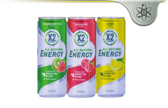 X2 Performance All Natural Energy