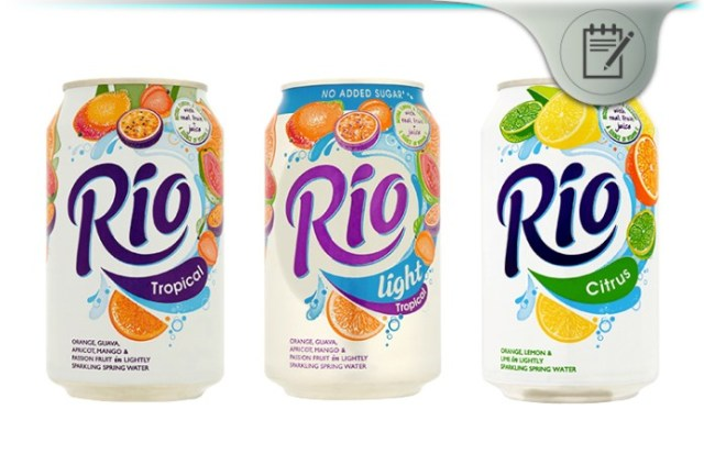 Rio Tropical Drinks