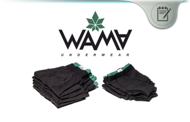 WAMA Hemp Underwear