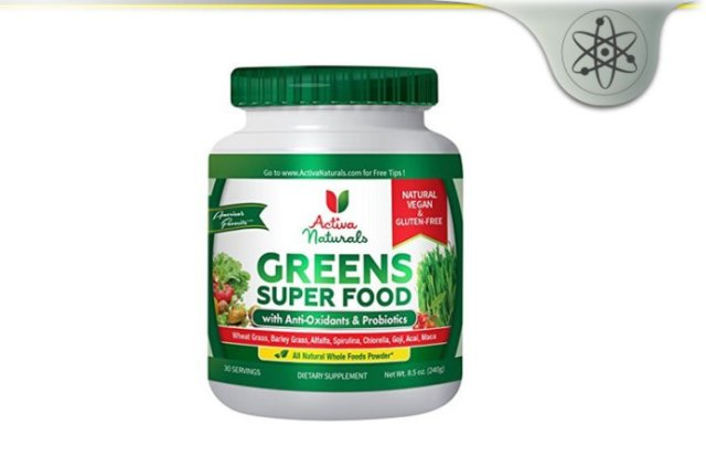 Activa Naturals Greens Superfood