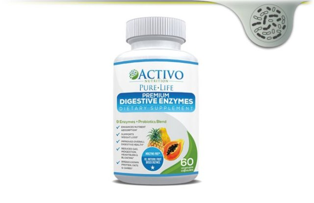 Activo Premium Digestive Enzymes