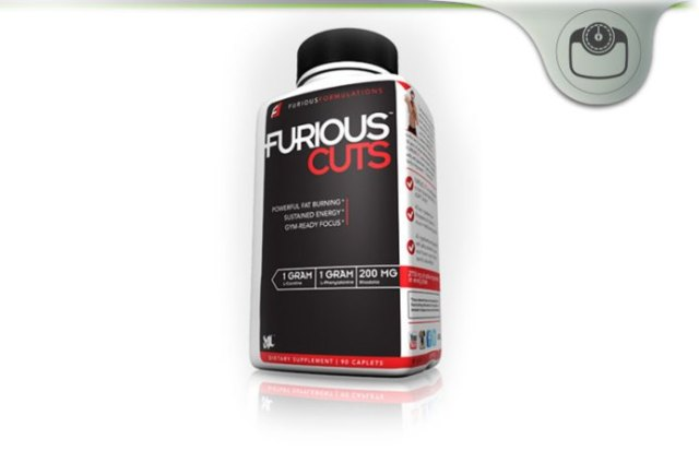 Furious Cuts Fat Burner