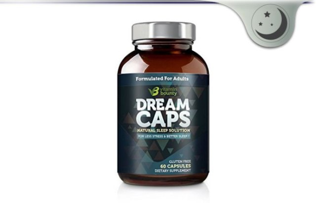 Vitamin Bounty Dream Caps