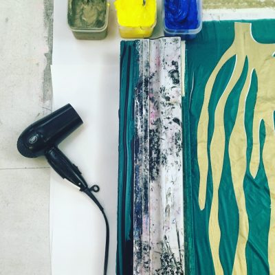 Fabric Screen Printing Workshop