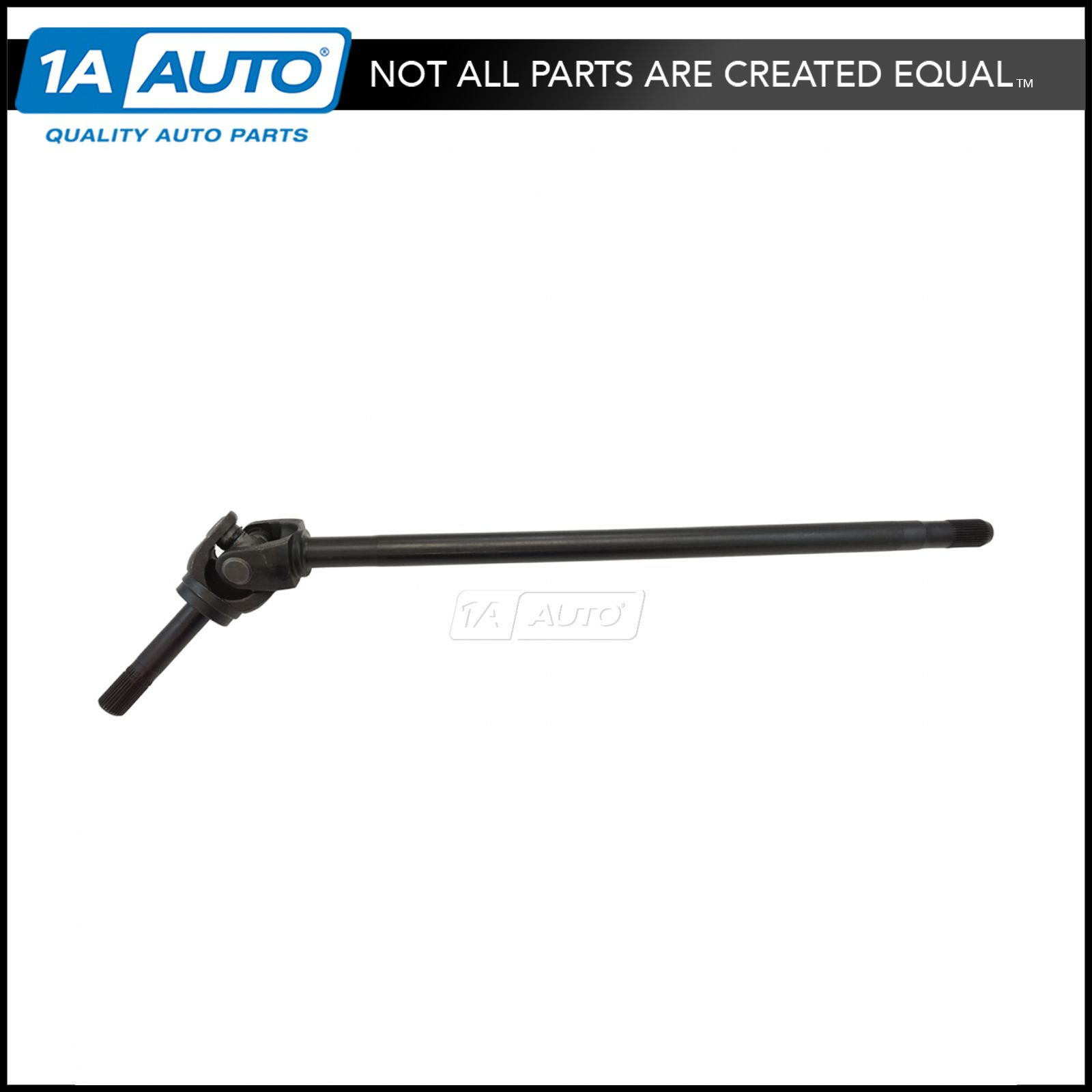 hight resolution of dorman 630 434 front axle shaft assembly rh for excursion f250 f350 f450 f550