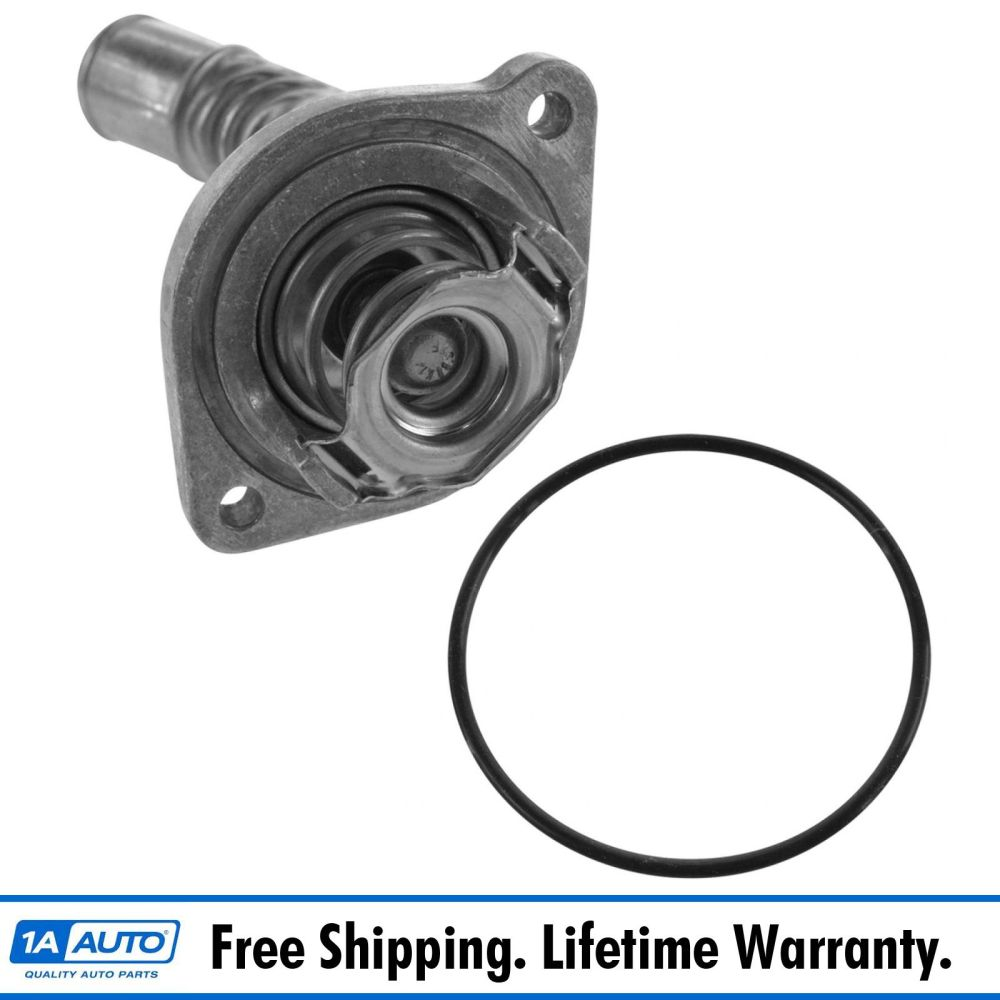 medium resolution of ac delco 15 11006 coolant thermostat w housing for chevy buick gmc oldsmobile