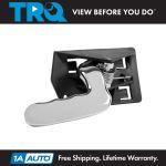 Chrome Inner Inside Interior Door Handle Left Lh Driver For Chevy Pickup Truck Ebay